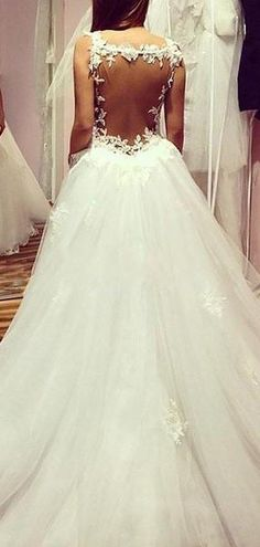 See Through Cap Sleeves Lace A-line Cheap Wedding Dresses Online, – LoverBridal Cheap Wedding Dresses Online, Wedding Dresses Plus Size, Wedding Party Dresses, Designer Wedding Dresses, Bridal Dresses, Wedding Reception, Cheap Dresses, Lace Wedding, Dream Wedding