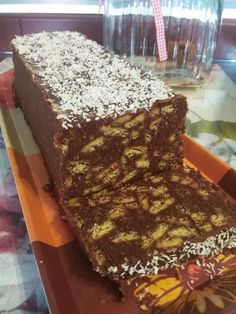 Easy Sweets, Vegan Sweets, Meals Without Meat, Greek Sweets, Dessert Recipes, Desserts, Greek Recipes, Cake Cookies, Oreo