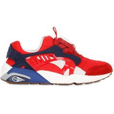 70453c5e57db Puma Select Men Disk Blaze Athl Sneakers (12900 RSD) ❤ liked on Polyvore  featuring
