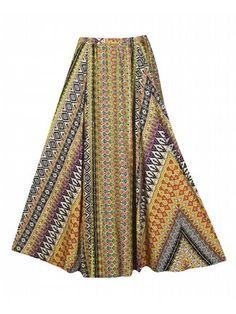 Full Sweep Skirt