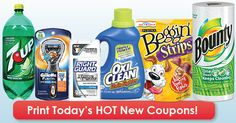 New Coupons: Hershey's, Oral-B, Gillette, Gain, Pedigree & More!