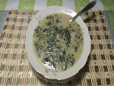 Smaczna Zupa z Pokrzywy - YouTube