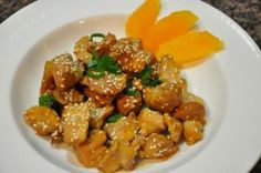 (Gluten-Free & Sugar-Free) Awesome Crispy Orange Chicken | Real Healthy Recipes