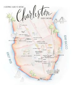 ***A Shopping Guide to Historic Charleston, SC                                                                                                                                                                                 More