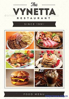 Simple-Restaurant-Food-Menu Menu Printing, Great Restaurants, Sports Nutrition, Restaurant Recipes, Print Templates, Food Menu, Flyers, Good Food, Beef