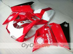 Injection Fairing kit for 94-02 Ducati 748 - SKU: OYO87902073 - Price: US $529.99. Buy now at http://www.oyocycle.com/oyo87902073.html
