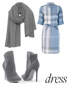 """""""Chic n Easy"""" by sundiie on Polyvore featuring Burberry, Venus and American Vintage"""