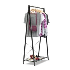 a Frame Garment Rack Blakhome & Co