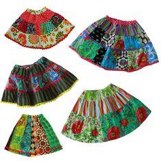 sainhas Kids Wear, Dress Collection, Boho Shorts, Cotton Fabric, Sewing Projects, Dress Up, Chiffon, Summer Dresses, My Style