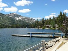 The Donner Lake Boat Ramp is a public boat launch at Donner Lake in Truckee, California.