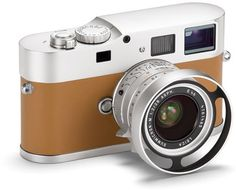 "Leica M9-P ""Edition Herme's- A master Piece of traditional craftsmanship"