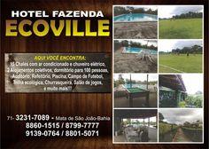 TURISMÓLOGO EM SALVADOR: Grito de Carnaval Hotel Fazenda Ecoville (Mata de ...