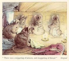 Beatrix Potter ~ Sewing Circle