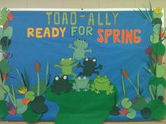 "I'm gonna use this for my church bulletin board! Except its gonna say ""TOAD-ally love Jesus"""