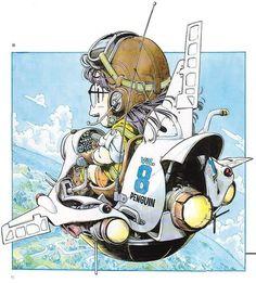 What do you think of Akira Toriyama's art style? Manga Anime, Manga Art, Anime Art, Akira, Dragon Ball, Character Art, Character Design, Drawing Machine, Dragon Birthday