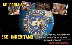 #DEBITO #BANCA #FMI #Povertà