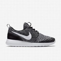 factory price 678b2 01a44  97.26 nike free 4.0 flyknit womens,Nike Womens Black Cool Grey White Roshe  Flyknit Shoe