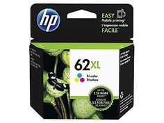 Hp 62xl high #yield #tri-color #original ink cartridge consistent print qualityne,  View more on the LINK: http://www.zeppy.io/product/gb/2/222367448240/