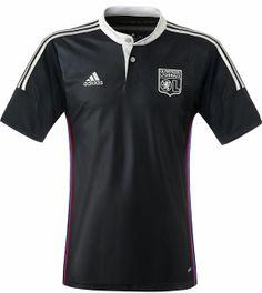 Olympique Lyonnais 14-15 Third Kit
