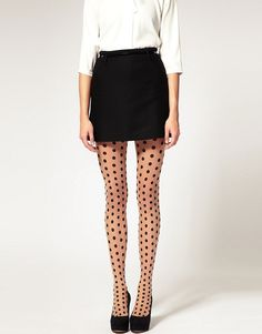 Wolford | Wolford Bonny Dot Tights