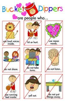 Are You a Bucket Filler? Elementary School Counseling, School Social Work, School Counselor, Bucket Filling Classroom, Bucket Filling Activities, Fill Your Bucket, Classroom Rules, Classroom Decor, Classroom Teacher