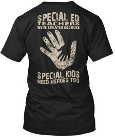 Limited Edition For Special Ed Teachers