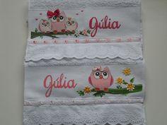 Toalhas de mão ou lavabo personalizadas para festa,aniversário,escolar. Escolha o tema.