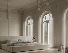 Interior Bedroom Design projects | Foto's, video's, logo's, illustraties en merknamen op Behance
