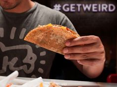 This fast-food taco has been compared to a 'wet envelope of cat food'  and Americans eat 554 million a year (JACK)
