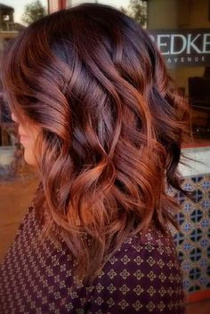 Ways to Make Your Caramel Hair Color Play for You ★ See more: http://lovehairstyles.com/ways-your-caramel-hair-color-pla