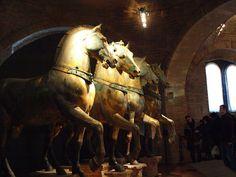 Cavalli di S. Marco by rgrant_97, via Flickr