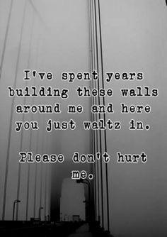 Please don't. <3