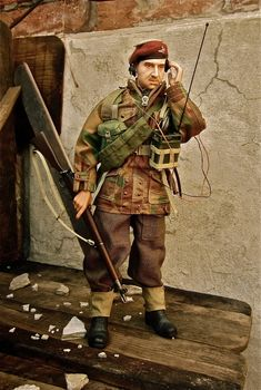 1/6th Dragon British Paratrooper Collectors? - Page 2 - OSW: One Sixth Warrior Forum