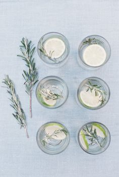BRIDAL: French Country - Lemon & Lavender Water.