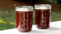 Blackberry and Marionberry Honey Jelly