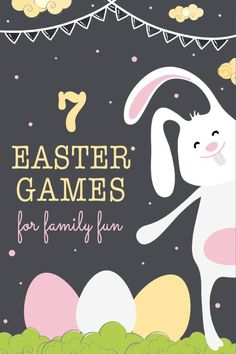 12 hilarious easter games for family gatherings family 7 fabulous easter games for your easter party or family get together negle Images
