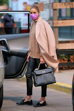Olivia Palermo Street Style, Olivia Palermo Outfit, Estilo Olivia Palermo, Olivia Palermo Lookbook, Olivia Palermo Winter Style, Winter Fashion Outfits, Autumn Fashion, Paris Fashion, Pregnacy Fashion