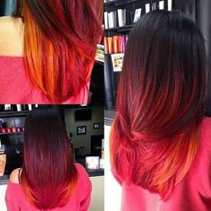 Ombre Hair At Home (48)