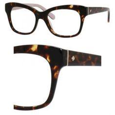 d66836f6043 Eyeglasses Kate Spade Stana 0W96 Tortoise