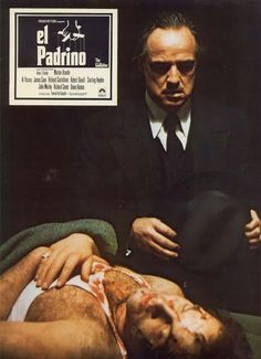 The Godfather part 1 Godfather Part 1, Godfather Movie, Marlon Brando, Grape Jam, Francis Ford Coppola, Great Films, The Incredibles, Movie Posters, Music Events