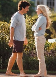 Carolyn Bessette Kennedy. Making a turtleneck and khakis look great. #neutrals