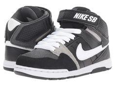 Nike SB Kids Mogan Mid 2 Jr (Little Kid/Big Kid) Boys Shoes