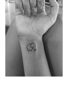 L'éléphant minimaliste