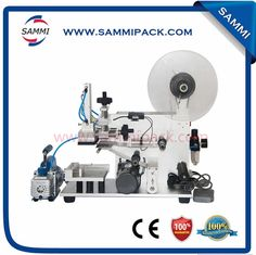 850.00$  Buy now - http://ali4dr.worldwells.pw/go.php?t=32722691077 - MT 60 high speed pneumatic driven type phone case labeling machine 850.00$