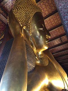 Templo do Buda Reclinado - 10 coisas para fazer em Bangkok