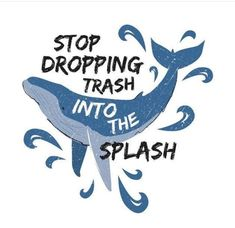 - stop dropping trash into the splash Earth 3, Save Planet Earth, Save Our Earth, Love The Earth, Our Planet, Save The Planet, Environmental Posters, Environmental Pollution, Environmental Issues