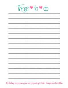 Simple things to do list.pdf