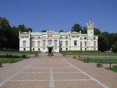 Paszkówka Palace, Lesser Poland