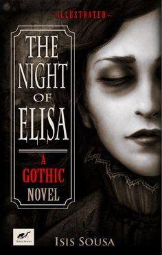 The Night of Elisa - An illustrated Gothic Novel