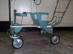 1940's Vintage Taylor Tot Stroller